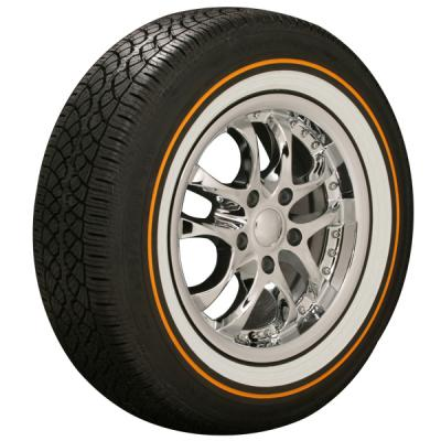 Custom Built Radial VII Tires